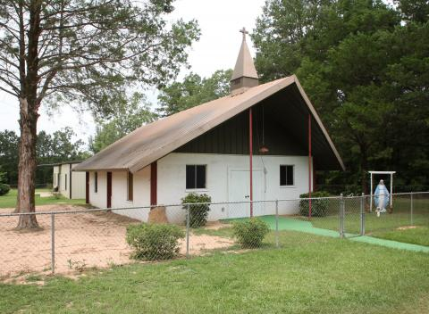 Our Lady of the Rosary Chapel (Black Lake)