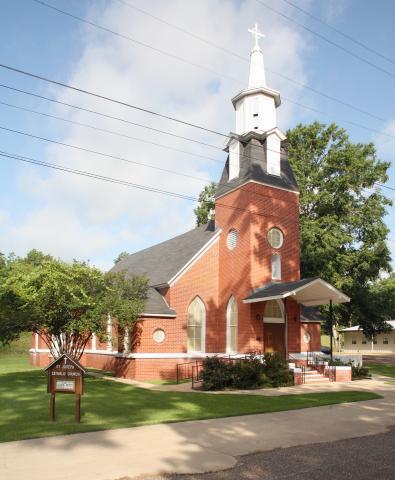 St. Joseph Church, Colfax