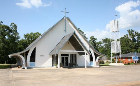 Our Lady of Lourdes Church, Fifth Ward