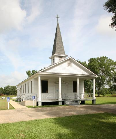 St. Richard Chapel (Hickory Hill)