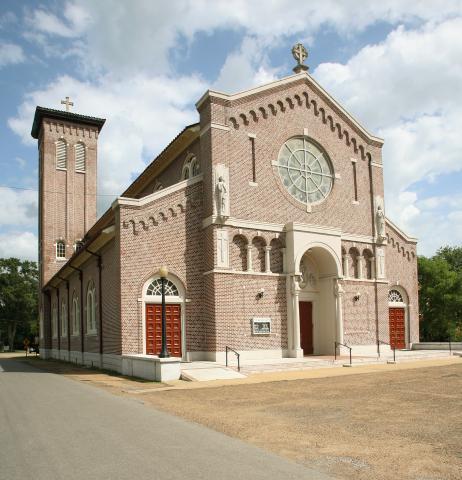 St. Joseph Church, Marksville