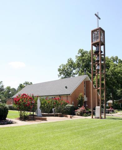 St. Mary Church, Winnsboro