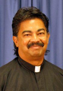 Rev. Harold Imamshah