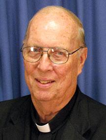 Rev. John Cunningham