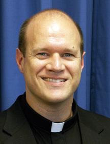 Rev. Martin Laird