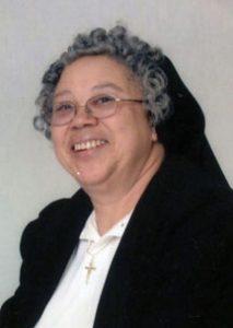 Sr. Elizabeth Ann Holmes , SSF
