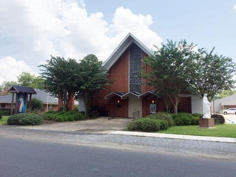 St. Anthony of Padua Church, Natchitoches