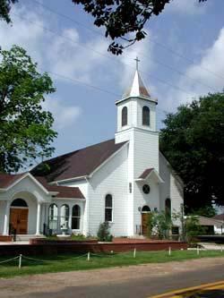 St. Augustine Church, Isle Brevelle