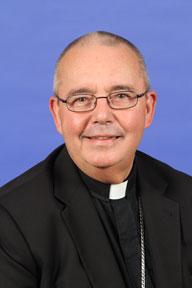 Most Rev. David P. Talley , M.S.W., J.C.D.