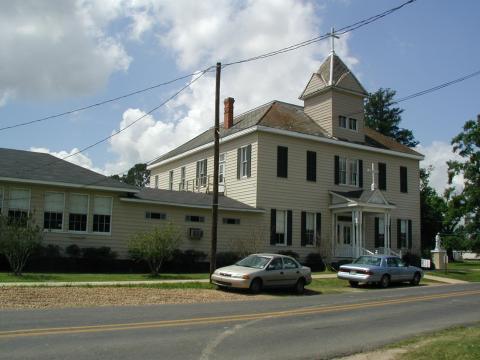 Plaucheville School St Joseph copy